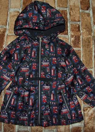 Куртка деми 2-3 года yd сток