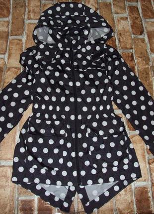 Куртка ветровка 7-8 лет