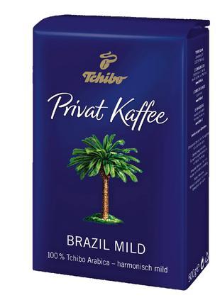 Кава мелена Tchibo Brazil Mild 250г