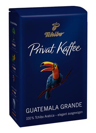 Кава мелена Tchibo Guatemala Grande 250г