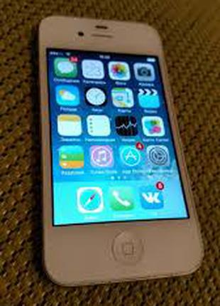 IPhone 4 White CDMA original