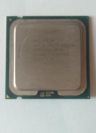 Продам процессор Intel Core 2 Extreme X6800