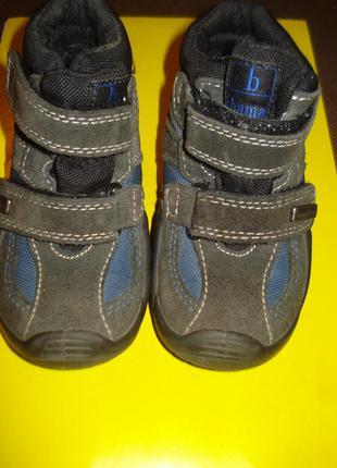 Ботинки детские bama с системой bamatex