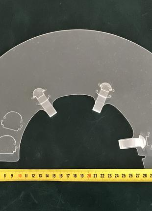 Воротник ветеринарный диаметр шеи 7-9 см.