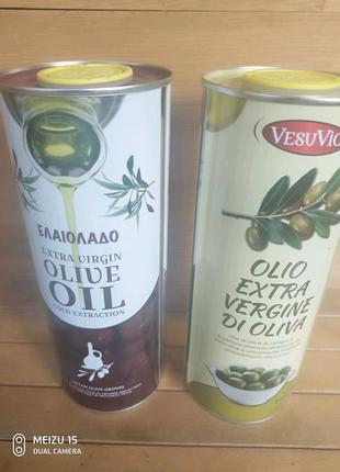 Оливковое масло 4литра