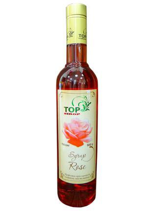 Сироп ТМ Top Sirop «Троянда» 900мл