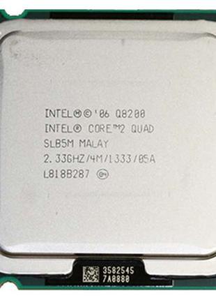 Intel Core 2 Quad Q8200 2.33GHz/4M/1333 s775.
