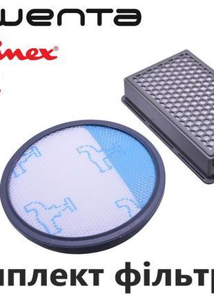Набор фильтров для пылесоса Rowenta HEPA+микро, фильтр Ровента...
