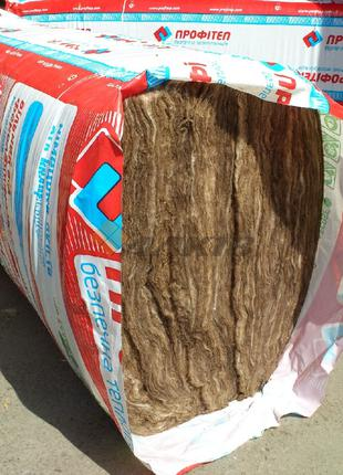 Вата KNAUF Профітеп 12 м2 мінеральна вата Кнауф Rockwool
