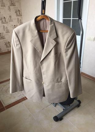 Пиджак от Воронина, дизайнерская статусная вещь высшего качества