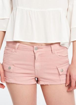 Короткие шорты cropp