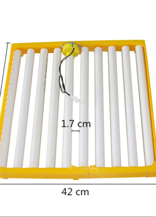 Лоток роликового переворота для инкубатора на 60 яиц