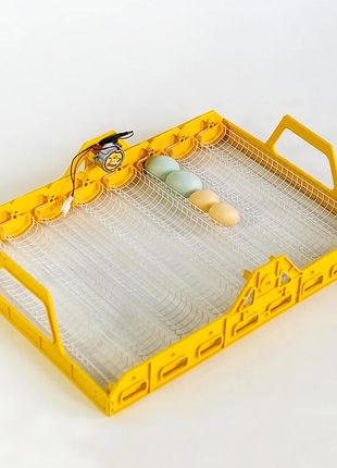 Лоток для инкубатора Теплуша на 72 яйца с мотором