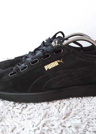 Кеды кроссовки пума puma замшевые
