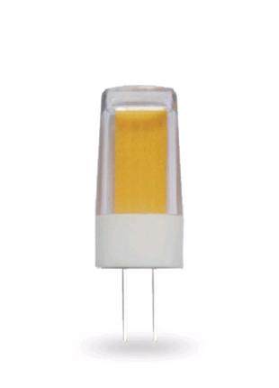 Светодиодная лампа Feron LB-424 4W COB 12V G4 4000K