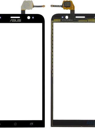Тачскрин (сенсор) для Asus ZenFone 2 (ZE551ML) Черный