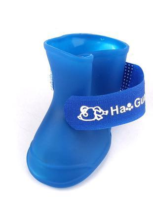 Резиновые сапоги размер S.Одежда,обувь для собак