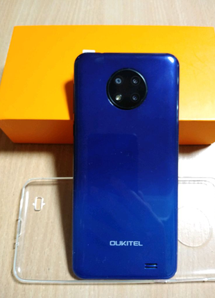 Смартфон OUKITEL C19