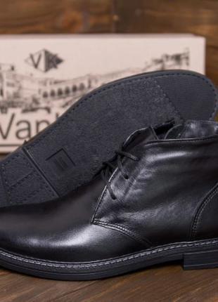 Мужские  зимние ботинки  VanKristi