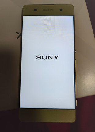 Sony Xperia XA Dual F3112 Lime Gold