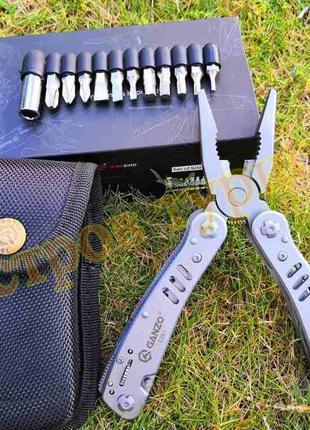 Мультитул Ganzo G301 оригинал новый сталь 440c