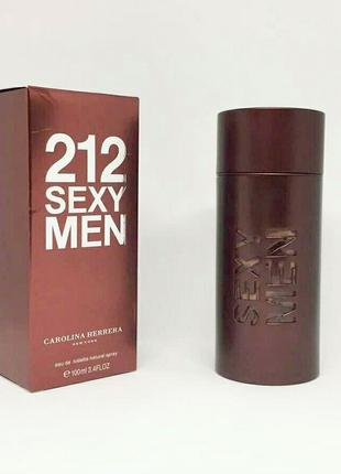 Мужской парфюм Carolina Herrera 212
