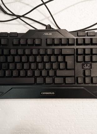 Клавиатура игровая Asus Cerberus