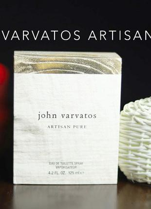 John Varvatos Artisan Pure_Оригинал EDT_10 мл затест туал.вода