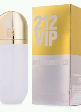Женская парфюмированная вода Carolina Herrera 212 Vip New York Pi