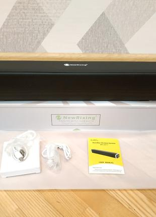 Портативная акустика (Soundbar) для телевизора, ноутбука, смартфо