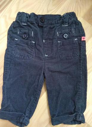 Стильные джинсы вельветовые
