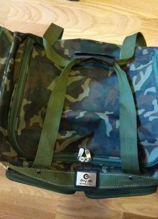 Сумка офицерская, сумка большая, сумка хаки, сумка полевая