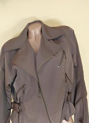 Ветровка косуха, куртка текстильная косуха