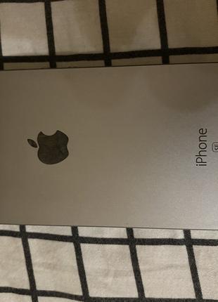 iPhone SE 32 Gb Black