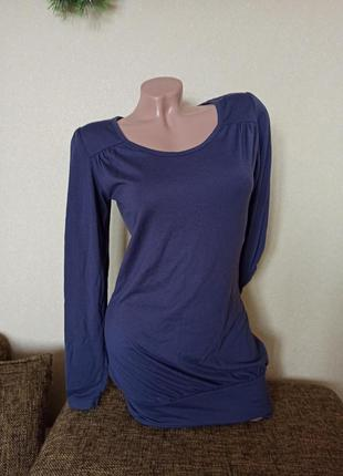 Sale платье трикотажное only, туника фиолетовая