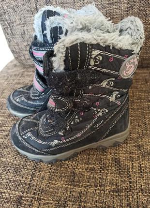 Сапоги зимние ботинки зимние