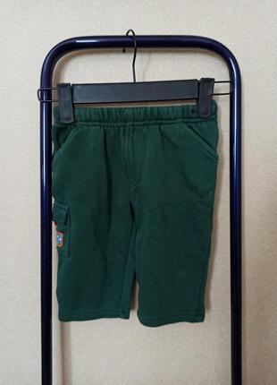 Штаны бриджи шорты с начесом