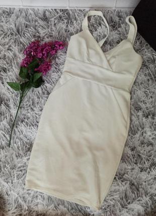 Платье miss selfridge белое, платье нарядное праздничное