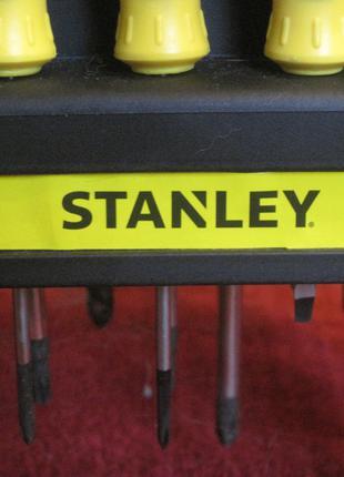 Набор отверток Stanley