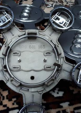 Заглушка Audi Volvo