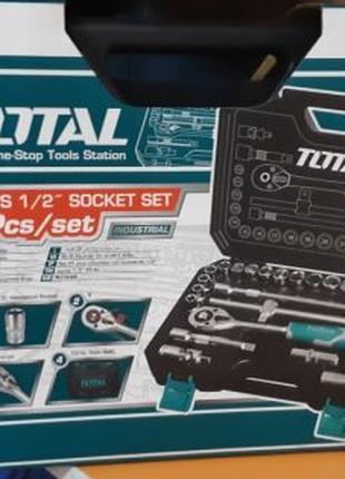 Набор инструментов Total 1/2 - 25 предметов