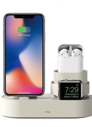 БЕСПРОВОДНАЯ БЫСТРАЯ ЗАРЯДКА Apple iphone XS Max xr x 10 8 7 6 Ай