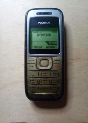 Мобильный телефон Nokia 1200