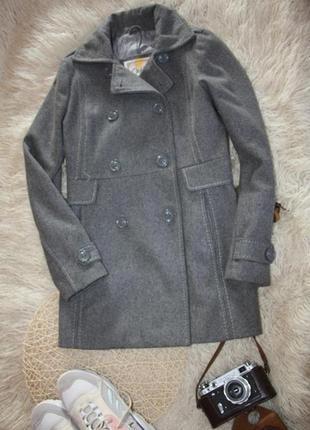 Пальто на осень . теплое пальтишко pull&bear