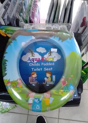 Накладка вставка адаптер детская на унитаз для унитаза