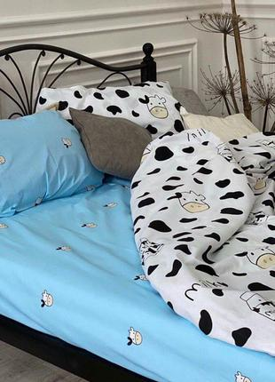 Комплект  постельного  белья «Милка»