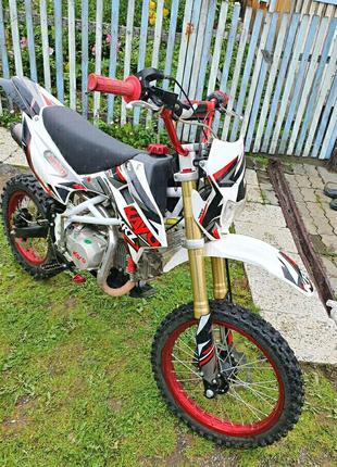 Мотоцикл kayo 125 питбайк кросс ендуро