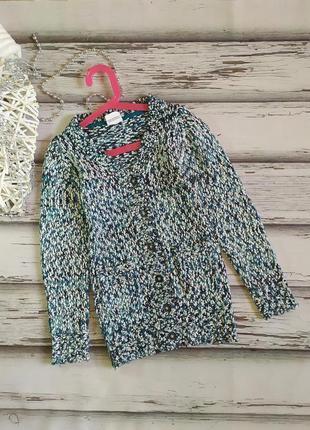 8-10 лет кардиган свитер букле yigga