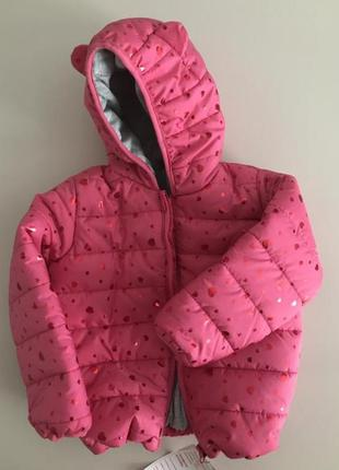 Демисезонная куртка на девочку soobe