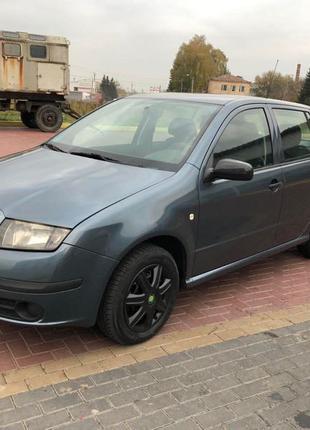Продам Skoda Fabia 1.4 газ-бензин ,16V 81к.с